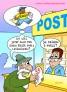 CARTOON E-Mails per Post