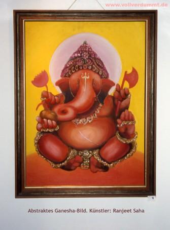 CARTOON Ganesha