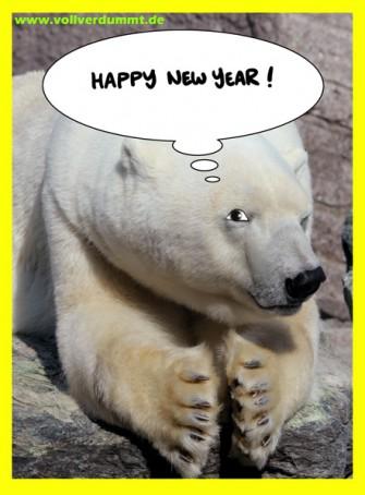CARTOON Happy New Year!