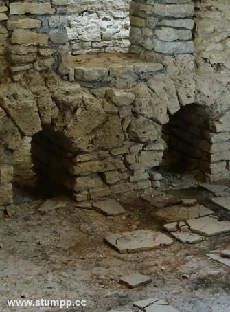 CARTOON Römer Ausgrabungen