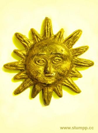 CARTOON Sonne
